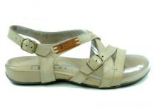 Sandały NESSI 49804 BEŻ 51 8017923