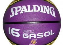 Piłka Spalding Playerball Pau Gasol '12