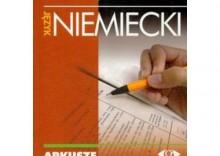 Arkusze egzaminacyjne język niemiecki 2008 matura [opr. miękka]