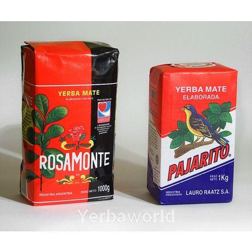 Zestaw Nr 34 - Rosamonte i Pajarito