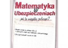 Matematyka w ubezpieczeniach z płytą CD [opr. miękka]