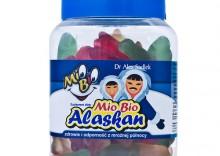Mio Bio ALASKAN Żelki z tranem omega witaminy dla dzieci powyżej 3rż odporność wzrost rozwój 50kaps