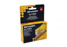Wkład atramentowy żółtySharp AJT20Y