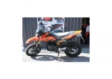 Motocykl ZIPP TRACKER 125