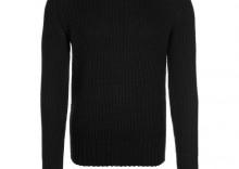 V Ave Shoe Repair Sweter czarny