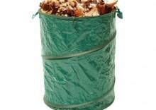 Kompostownik, kosz na odpady organiczne do ogrodu 100l