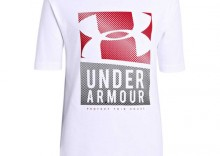 Under Armour Boys PTH-S Biała