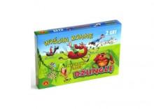 Gra edukacyjna Alexander Wyścigi konne+Wyprawa przez dżunglę