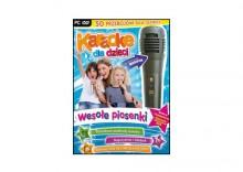 Karaoke dla Dzieci: Wesołe Piosenki + mikrofon