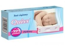 TEST ciążowy QUIXX płytkowy*1 szt