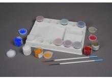 Zestaw pigmentów