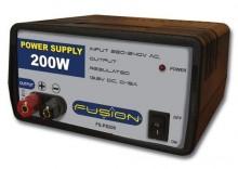 Zasilacz stabilizowany Fusion 200W 230V/13.8V 15A