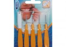 JORDAN SZCZOTECZKI Interdental brushes - Szczoteczka międzyzębowa nr 4 MICRO 5szt