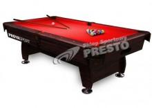 Stół bilardowy Proyasport Q15 8ft - czerwony
