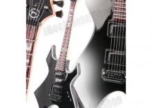 "miniaturka gitary SLIPKNOT - MICK THOMPSON: B.C. RICH WARLOCK ""HATE"" STYLE[GITA-018]"