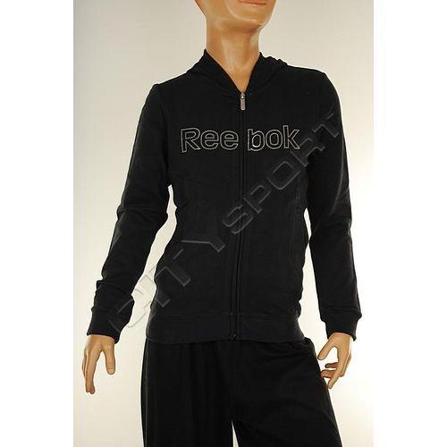 Reebok Bluza Dziecięca Shimmer Zip Thr