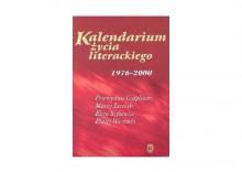 Kalendarium życia literackiego 1976-2000