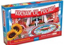 Gra planszowa Granna Kocham Cię Polsko