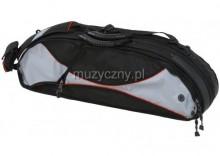 Gewa Liuteria Sport Style futerał na skrzypce kolor czarny / srebrny / czerwony