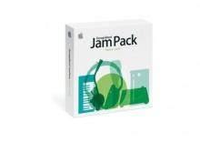 OPROGRAMOWANIE APPLE JAM PACK REMIX TOOLS RETAIL MA371Z/A