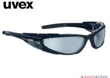 Okulary UVEX SNOWSUN - black
