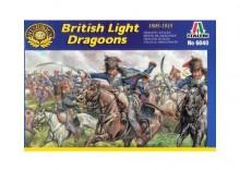Italeri 6040 - Dragoni Brytyjscy - NAPOLEONIC WARS 1805 - 1815