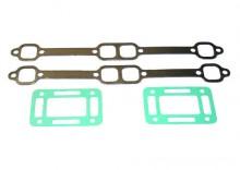 Uszczelki kolektora wydechowego Mercruiser , OMC GM V8 5,0L 5,7L 18-0604