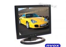 "NVOX T126 monitor samochodowy LCD 12 "" VGA"
