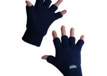 Rękawiczki bez palców z membraną THINSULATE - Vintage - granatow