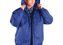 KMO-PLUSN niebieska kurtka zimowa MASTER
