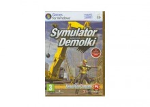 Symulator Demolki CD. Gra twórców Symulatora farmy