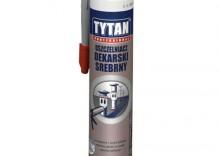 Uszczelniacz dekarski srebrny 310ml TYTAN PROFESSIONAL