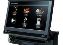 Stacja multimedialno-nawigacyjna 1-DIN Zenec ZE-NC514