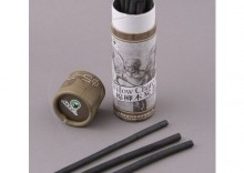 Węgiel wierzbowy 25 sztuk w tubie 5-7mm
