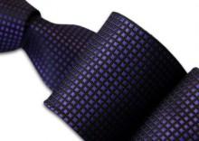 Krawat z microfibry Venzo 299