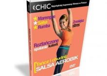 Ćwiczenia instruktażowe DVD Tańcz i Chudnij: Salsa Aerobik