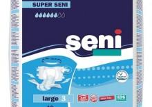 Pieluchomajtki Super Seni Large 10 szt