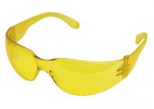 Okulary ochronne, żółte, Topex, 82S116