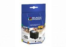 HP 21BLACK POINT zam. tusz do HP DeskJet D1360, D1460, D1470, D1560, D2330, D2360, D2430, D2460, F2100, F2180, F2187, F2224, F22