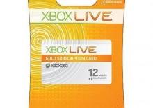 Xbox Live Gold 12+1 konta TYLKO USA