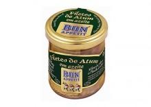 Filety z tuńczyka w oliwie z oliwek,150g