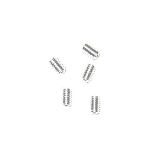 Wymienne piny do pedałów, BBB, 24 szt., kolor srebrny