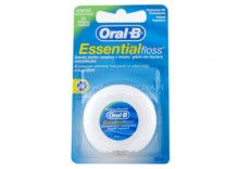 Oral-b Essential Floss woskowana/miętowa 50 m