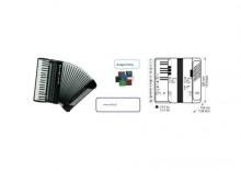 Weltmeister Saphir 41/120/IV/11/5 - akordeon