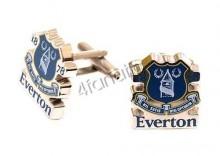 spinki do mankietów Everton FC