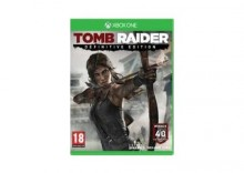 Tomb Raider The Definitive Edition (Xbox One)