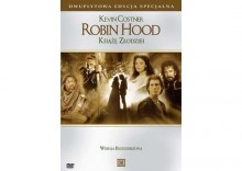 Robin Hood: Książe Złodziei, Dvd