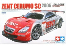 Tamiya 1:24 ZENT Cerumo SC 2006