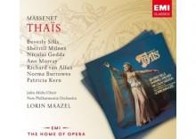 Massenet - Thais / Sills, Milnes, Gedda, Maazel [2CD]