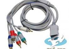 Kabel Component HDTV Nintendo Wii video